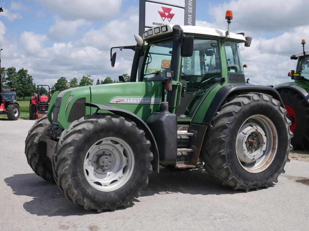 2000 Fendt 716 - Tractor Image 1