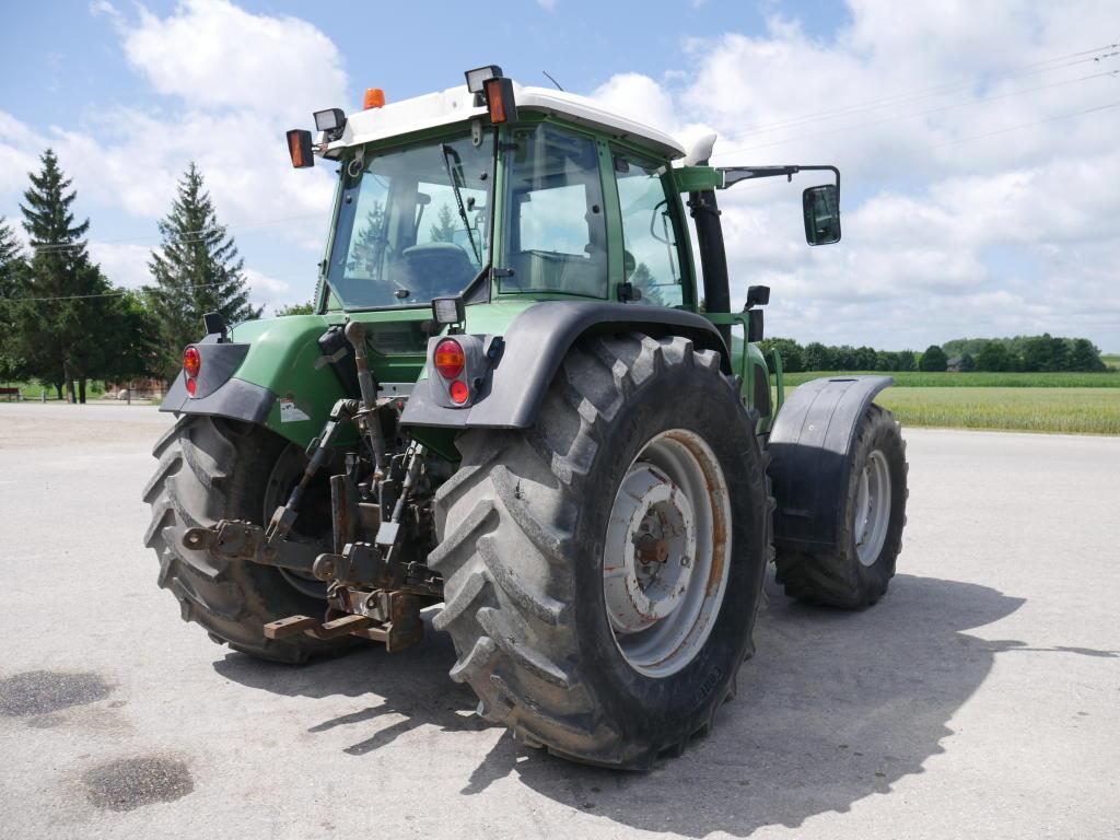 2000 Fendt 716 - Tractor Image 4
