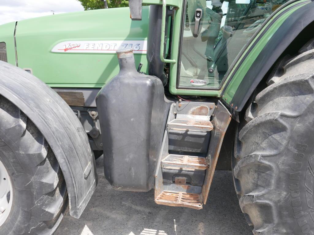 2000 Fendt 716 - Tractor Image 8