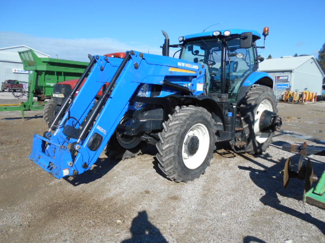 New Holland T7.230 - Tractor