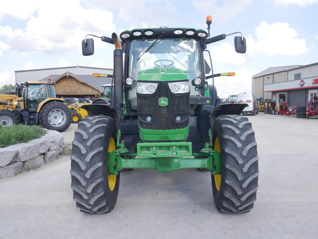 2012 John Deere 6170R - Tractor