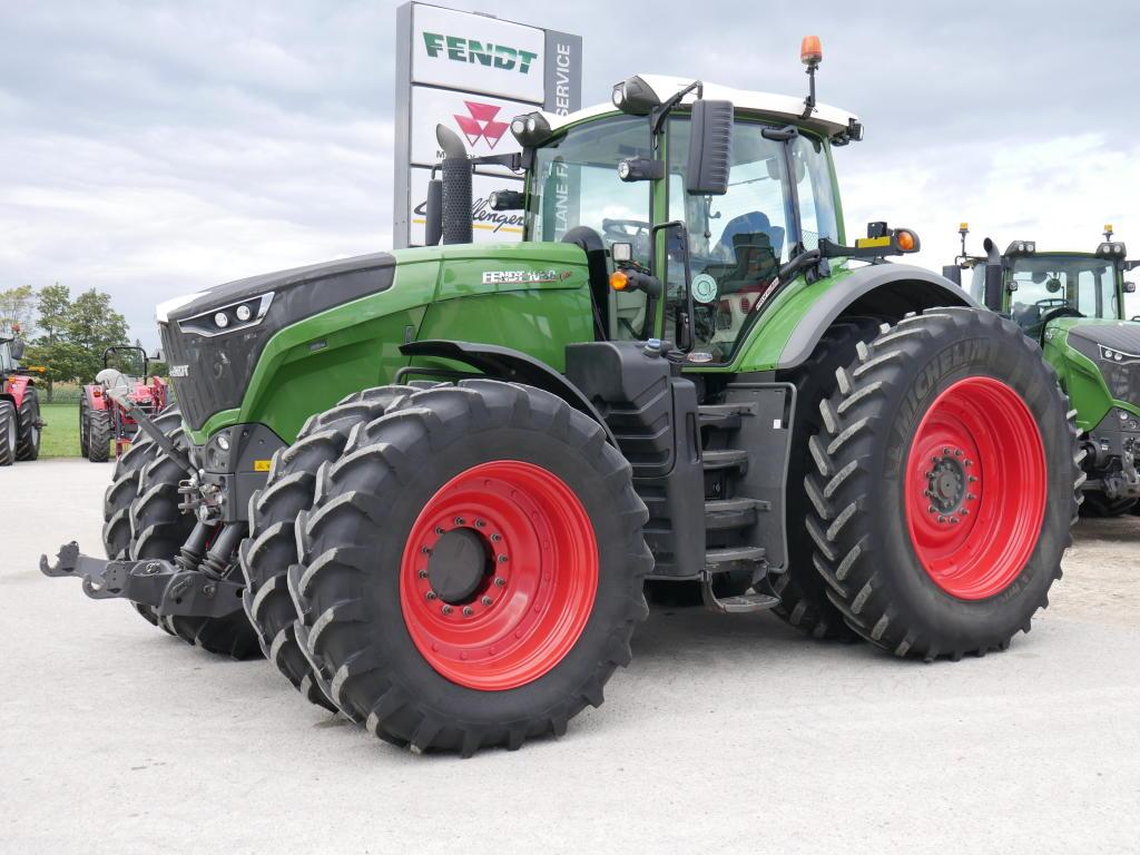 2016 Fendt 1038 - Tractor