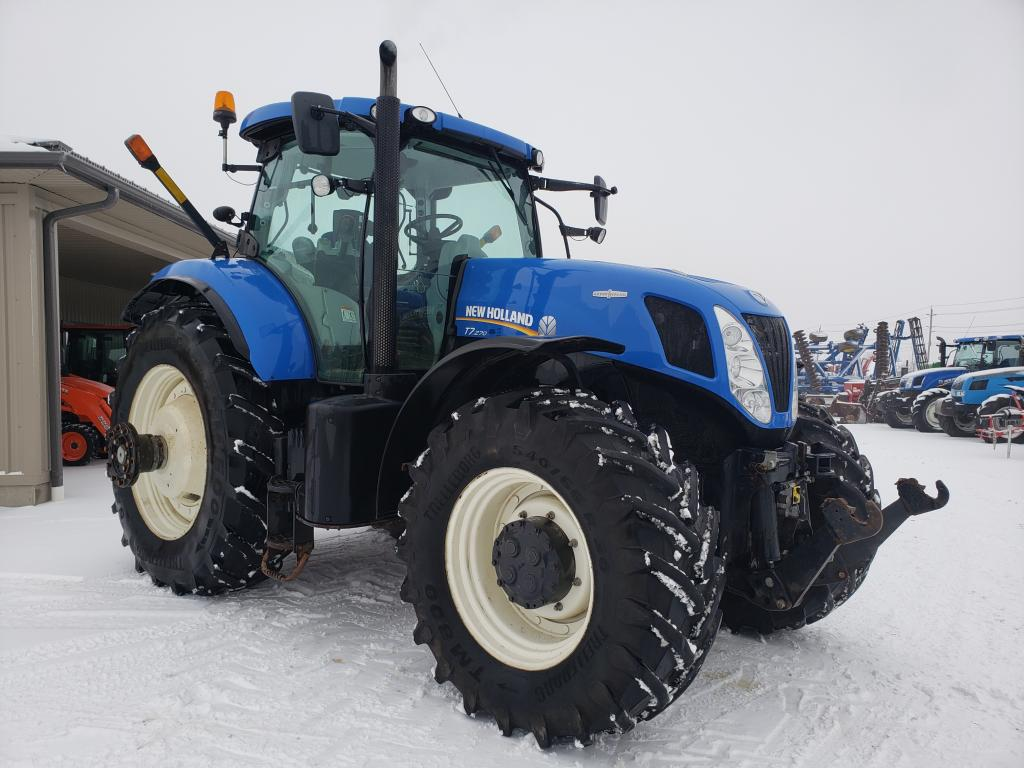 2012 New Holland T7.270 - Tractor
