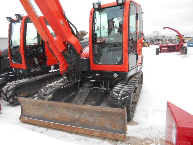 Kubota KX080-3 - Excavator