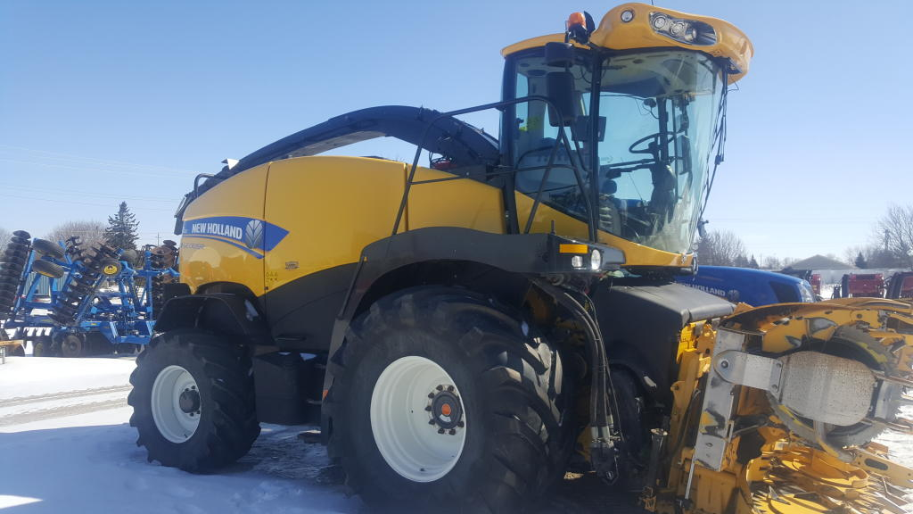 2015 New Holland FR500 - Harvester - Self Propelled