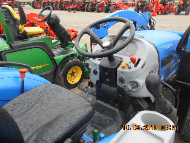 2012 New Holland BOOMER 35 - Compact Utility Loader