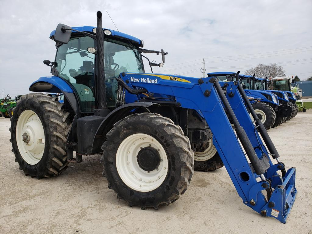 New Holland T7.200 - Tractor