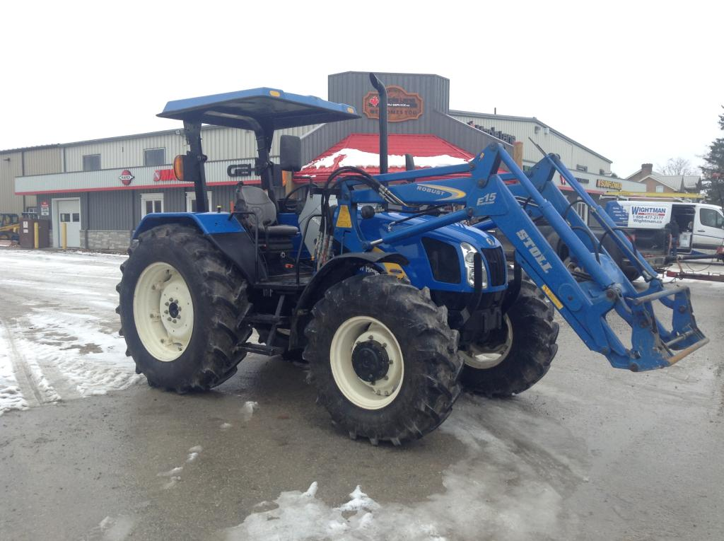 2010 New Holland T5050 – Tractor | Maple Lane Farm Service