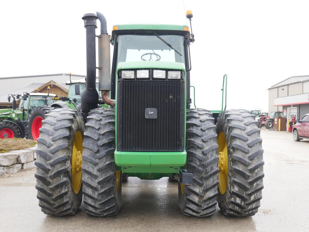 1998 John Deere 9200 - Tractor