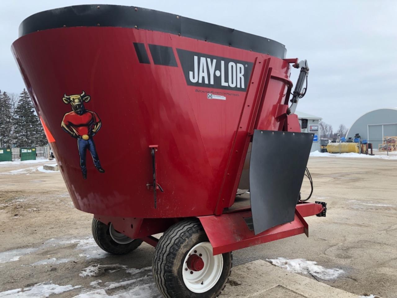 Jaylor 5350 - TMR Mixer