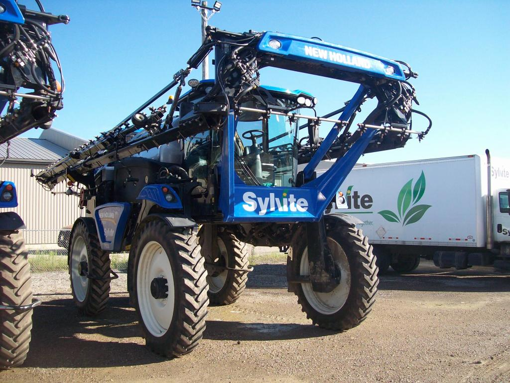 2018 New Holland SP.310F - Sprayer - Self Propelled