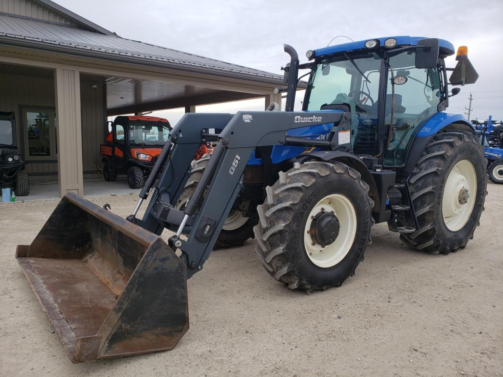 2015 New Holland T6.165 - Tractor