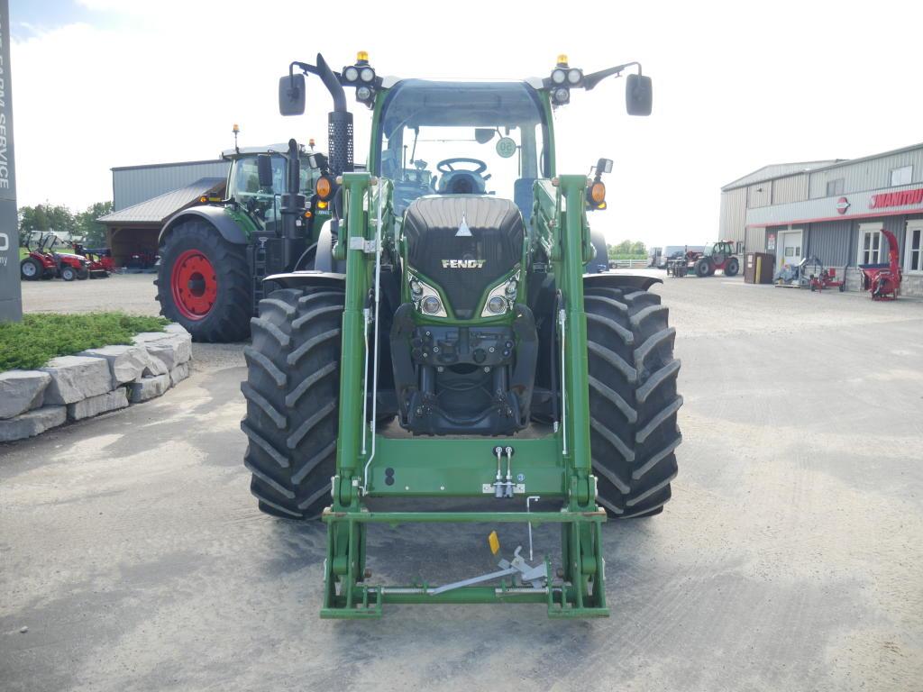 2018 Fendt 514 - Tractor
