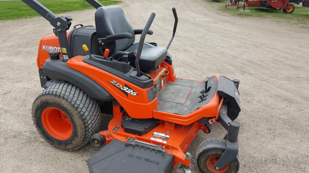 2013 Kubota ZD326/60 - Tractor - Lawn/Garden