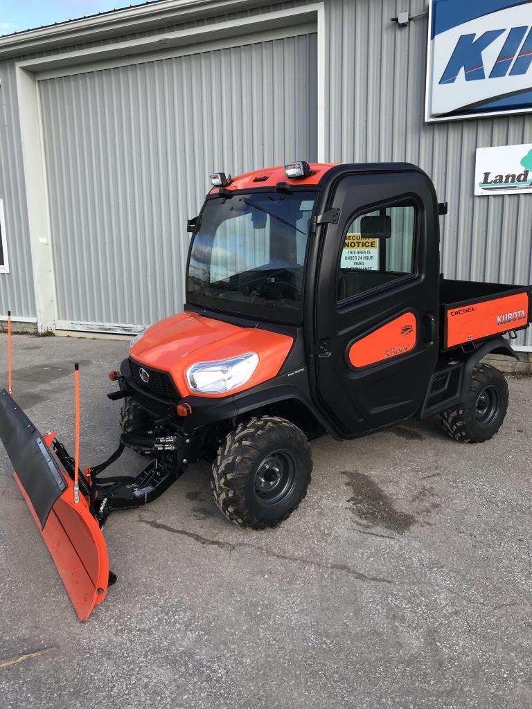 Kubota RTV-X1100C - Utility Vehicle
