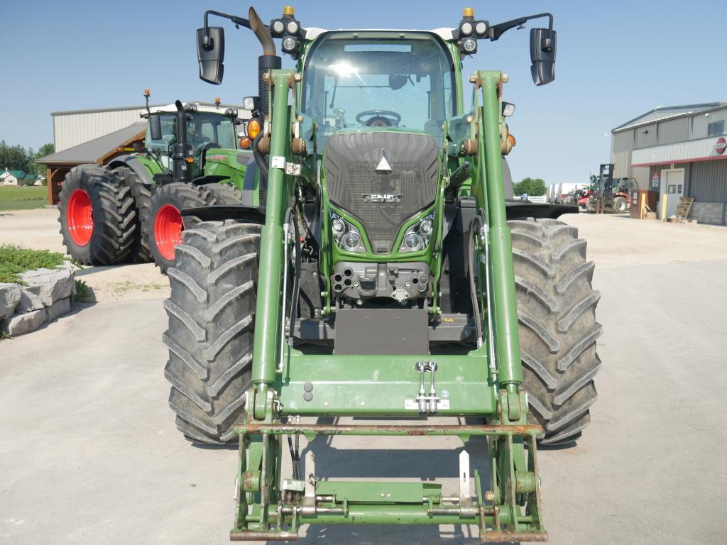 2018 Fendt 722 - Tractor