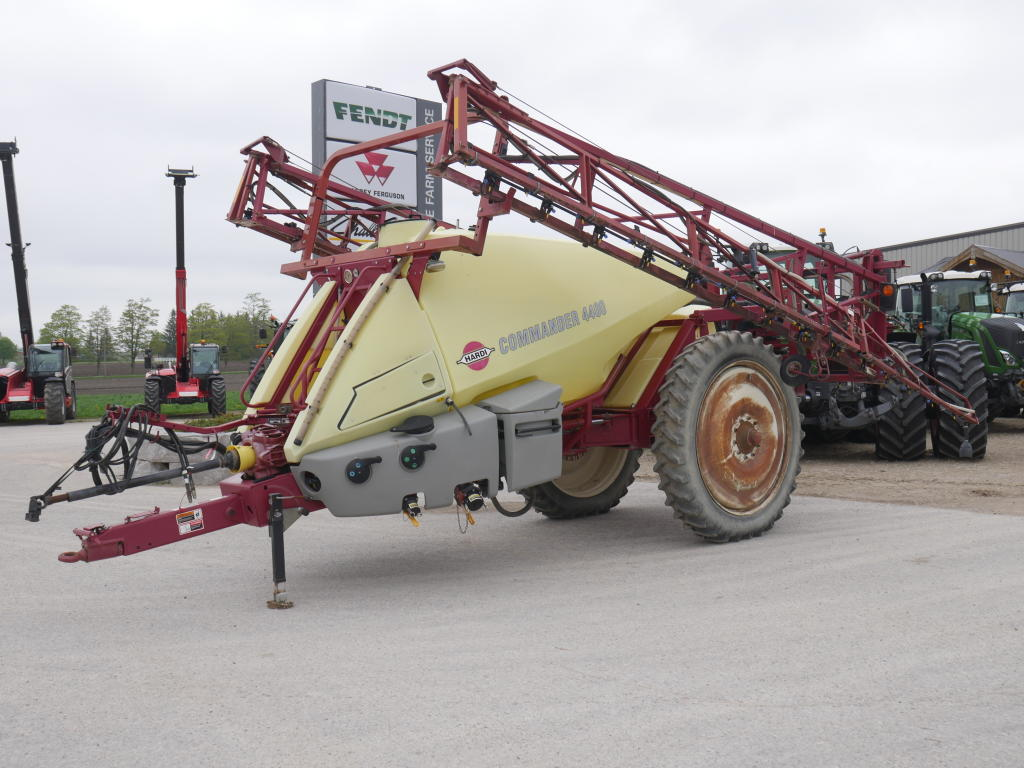 2006 Hardi Commander 4400 - Sprayer - Pull Type