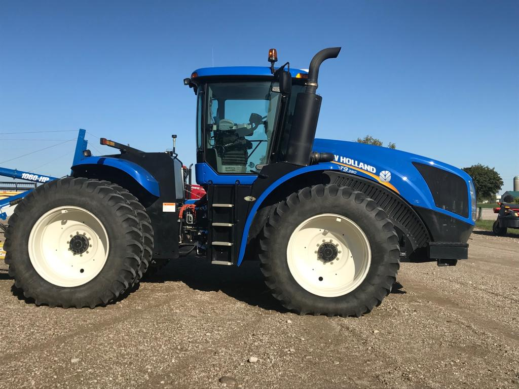 2013 New Holland T9.390 - Tractor